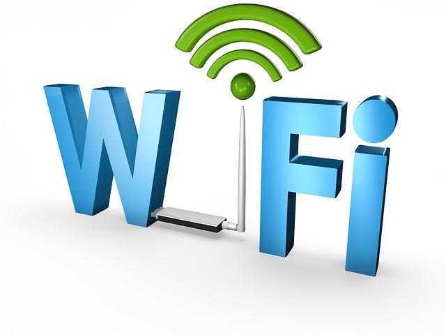 WiFi Graphic